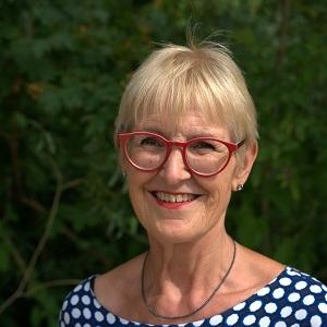 Bluehbotschafterin Karin Griss
