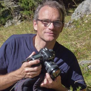Blühbotschafter Michael Feiler
