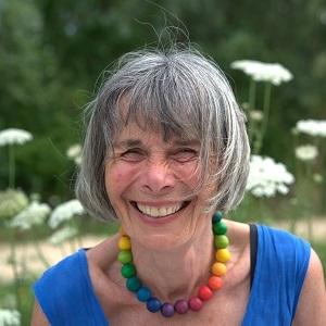 Blühbotschafterin Monika Baumgart
