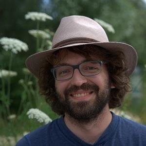 Blühebotschafter Philipp Schoenberger