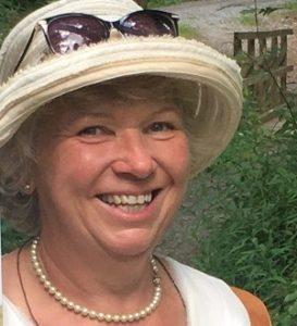 Blühbotschafterin Theresia Jakob