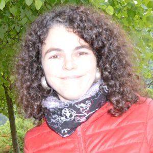 Blühbotschafterin Ramona Krause