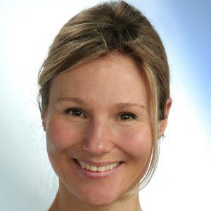 Blühbotschafterin Simone Saurer