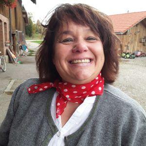 Blühbotschafterin Beatrix Schad